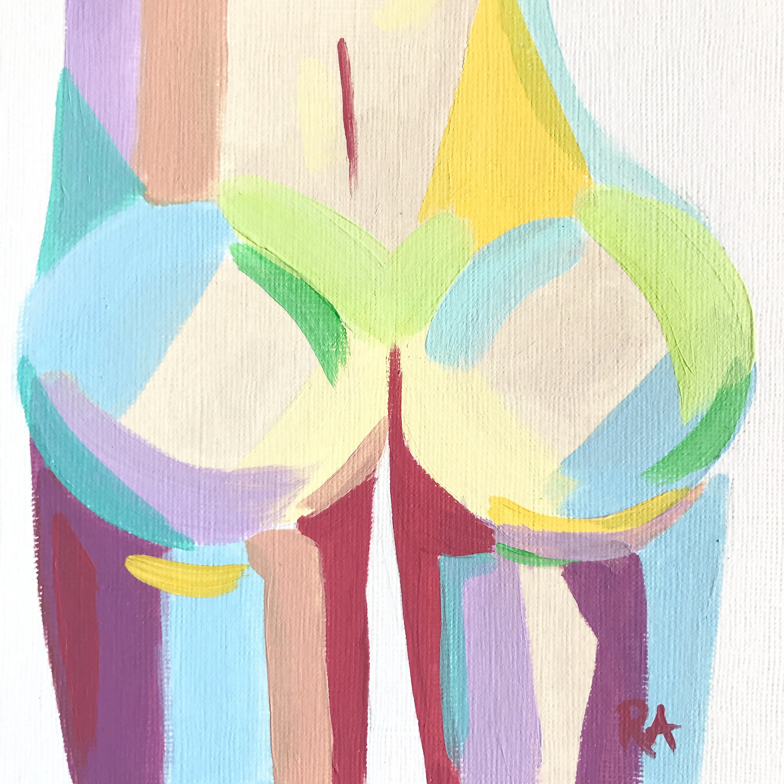 Sherbert Booty - Beautiful butt, no squats necessary.6.x6, $50