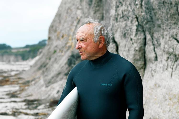 "Patagonia founder and ""reluctant businessman"" Yvon Chouinard"