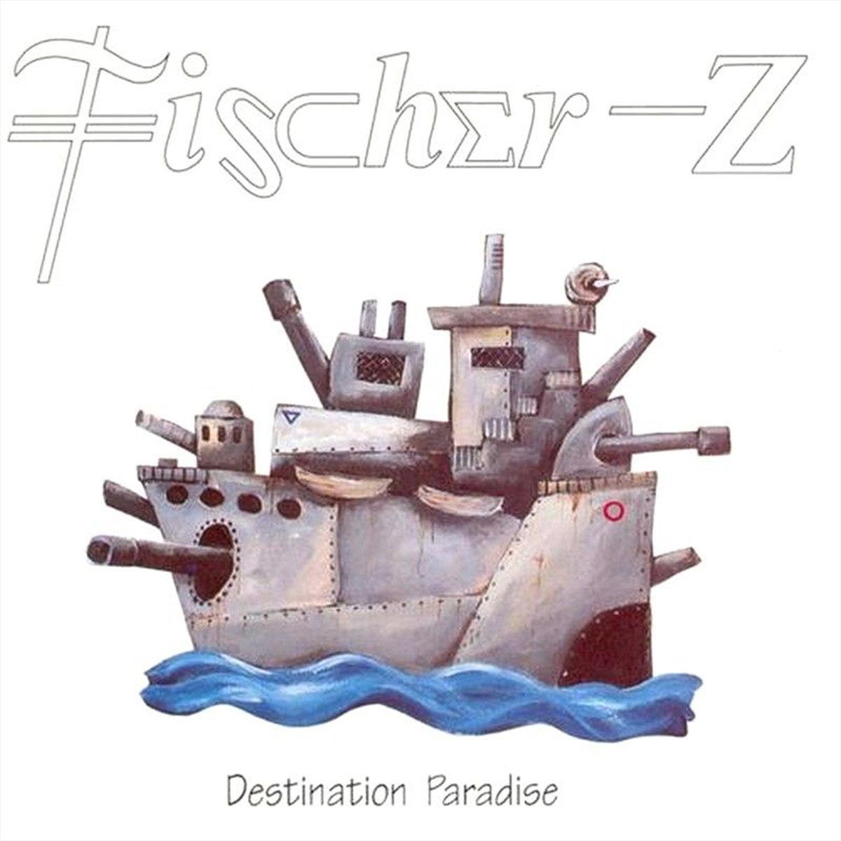 1992 - DESTINATION PARADISE