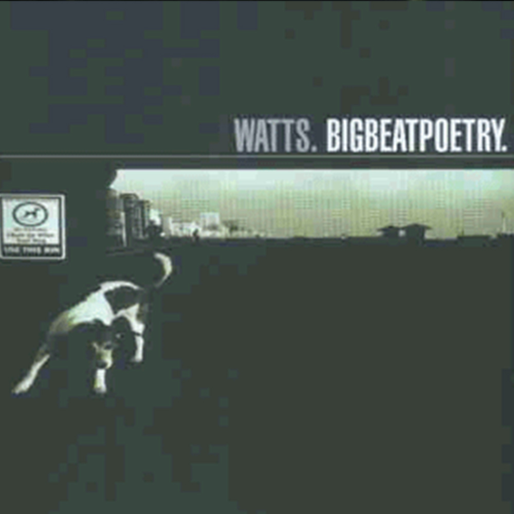 1999 - BIG BEAT POETRY