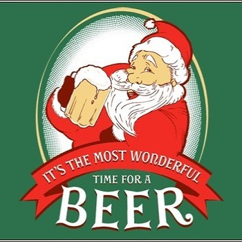 Happy Holidays to all! May your cups be filled with local beer from the Triangle of NC!  #trianglebeer