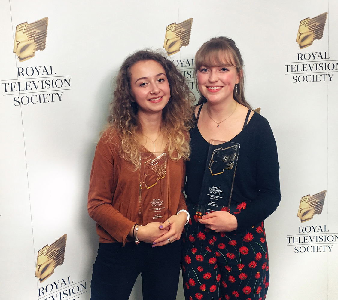 London Student Royal Television Society 2018