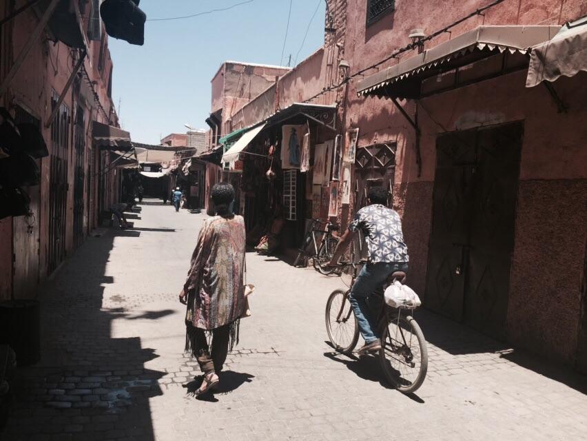 Marrakech, Morrocco - 2015