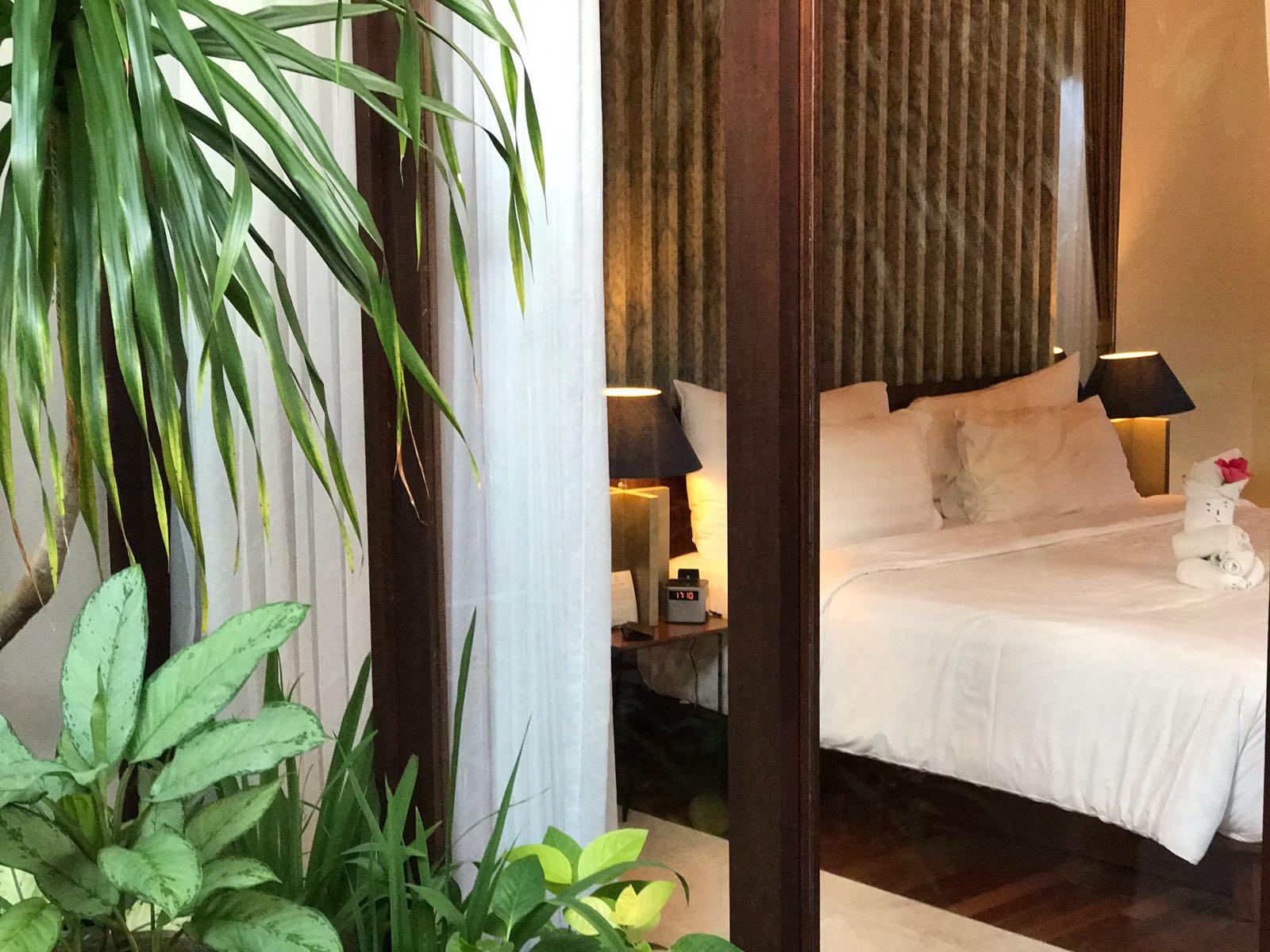 Bedroom View -