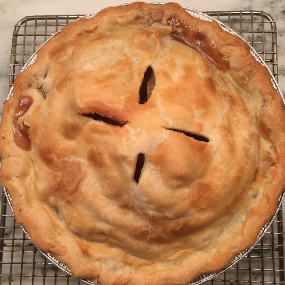 Grandma Alice's Apple Pie