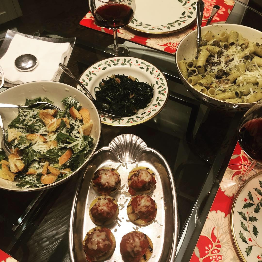 Italian Feast 1.2.19