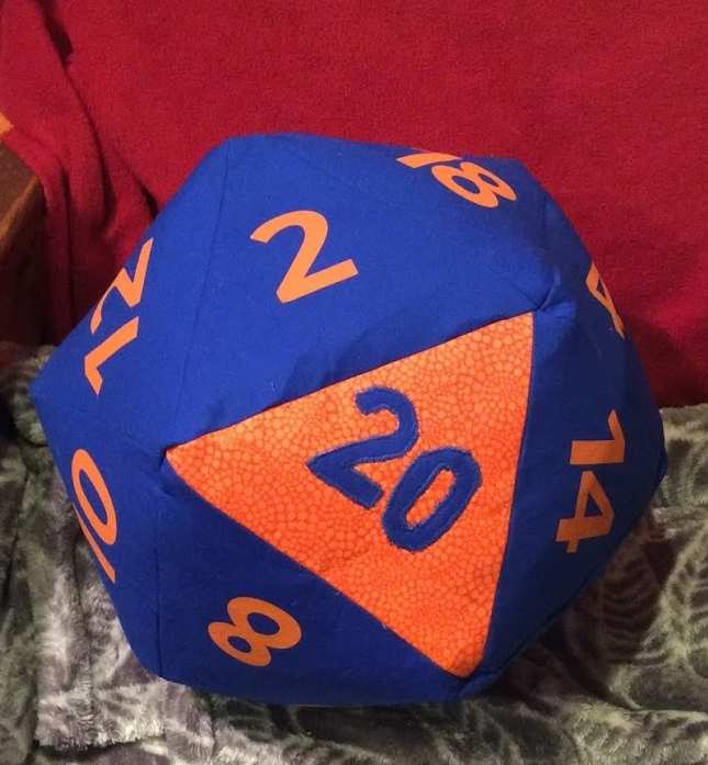 The D20 that started it all...