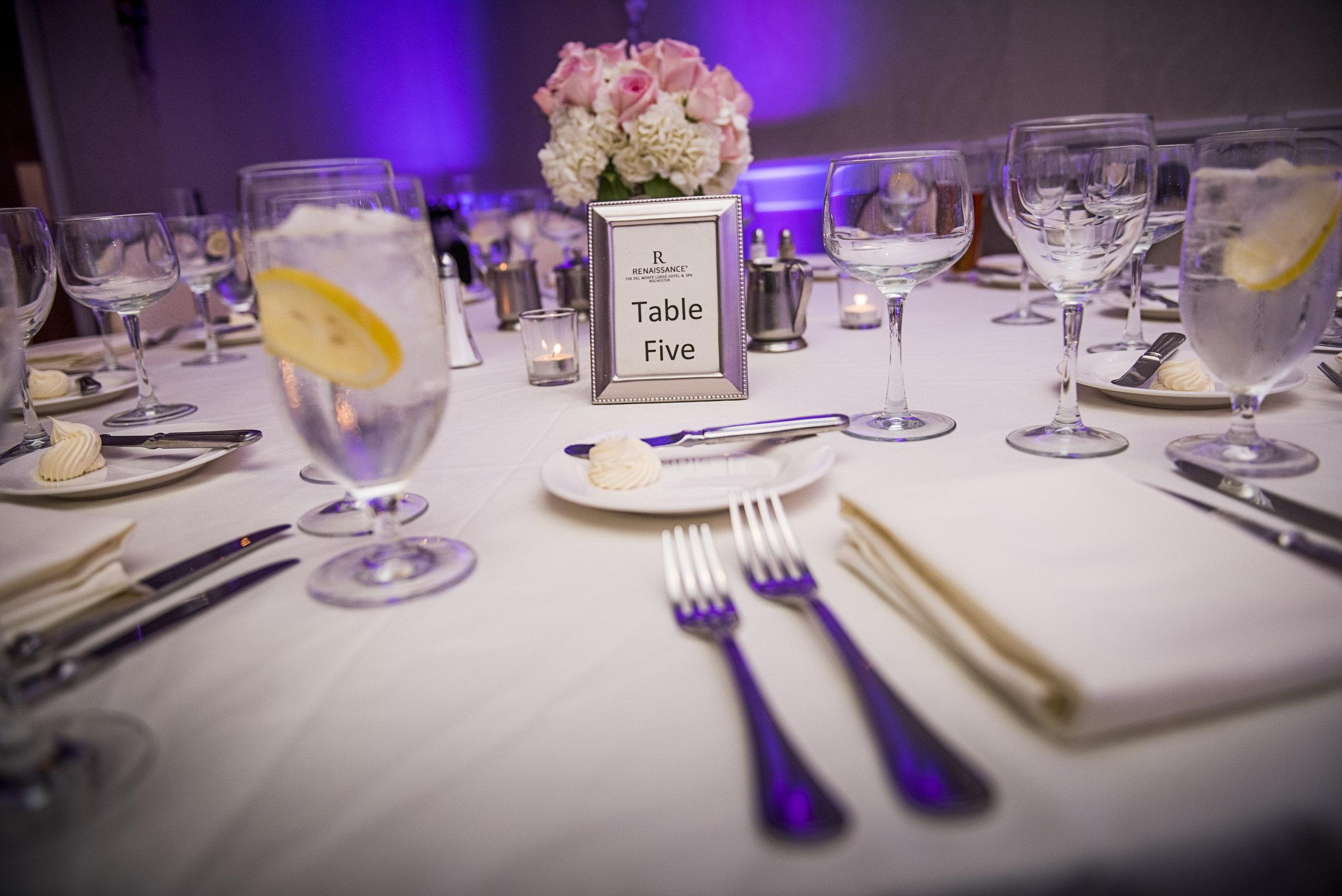 Ballroom Tablescape - FotoImpressions