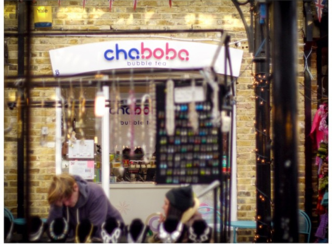 our 1st shop in Camden…the good old days!
