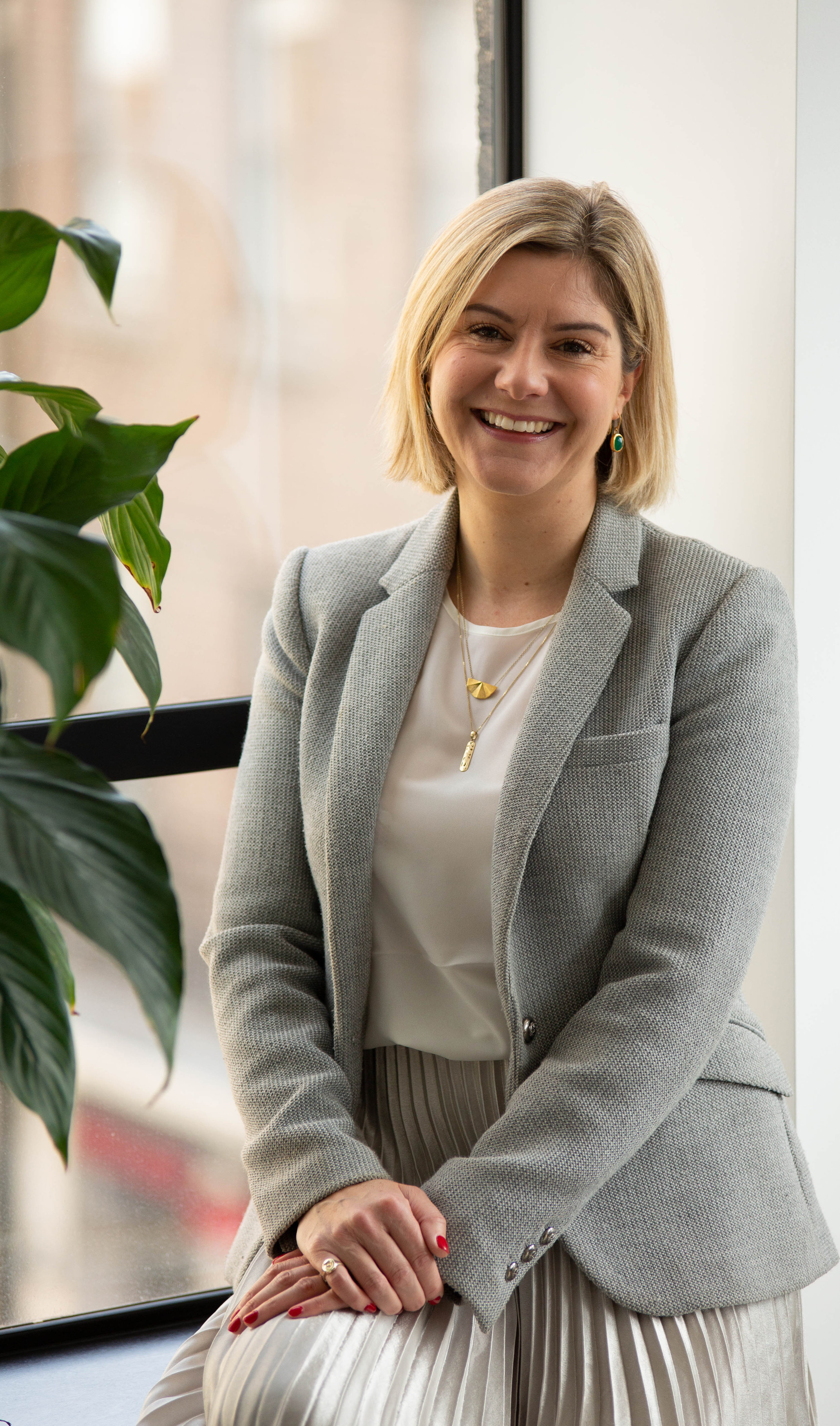 Jessica Stewart - Managing Director