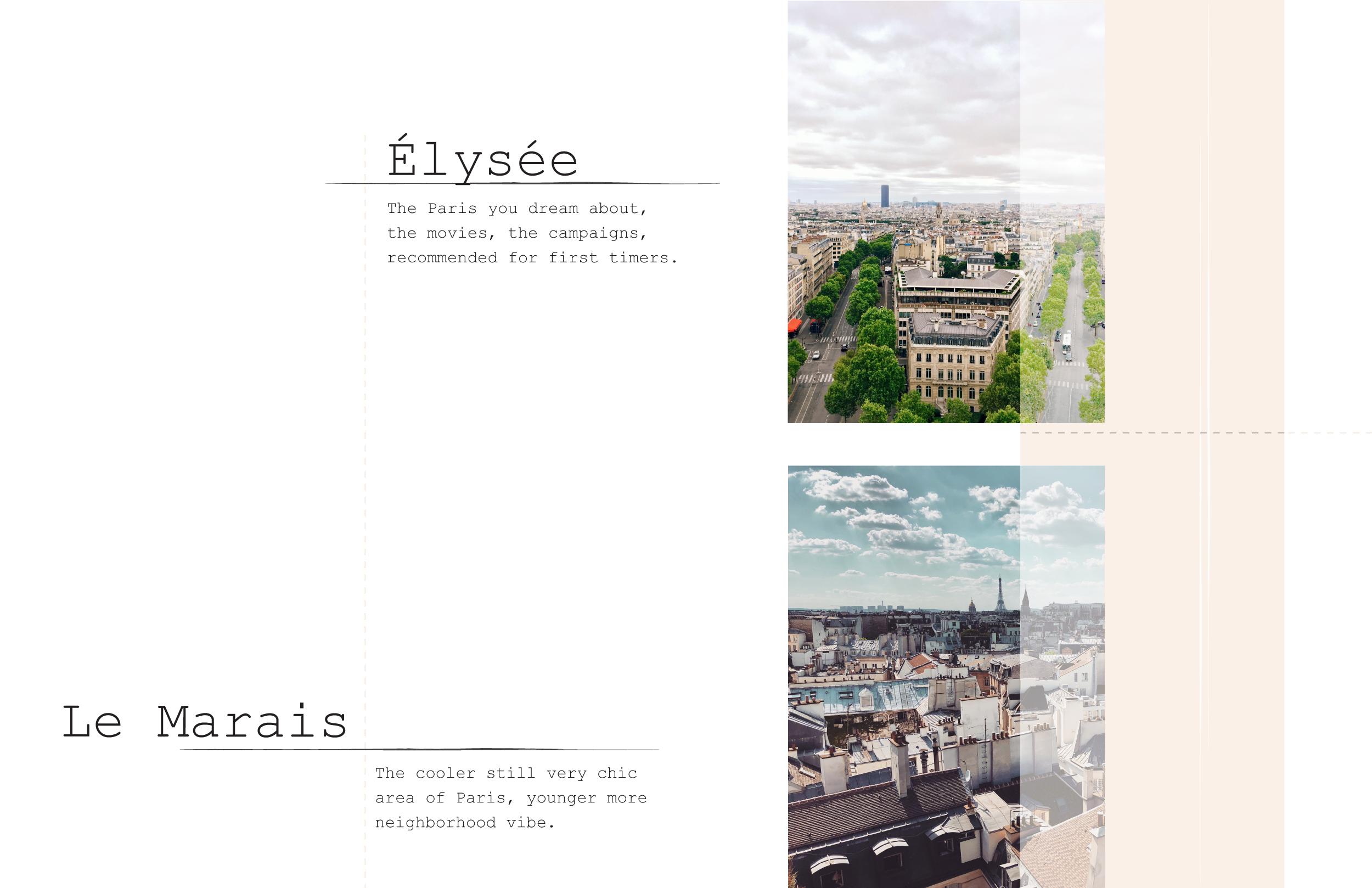 The best neighborhoods in Paris