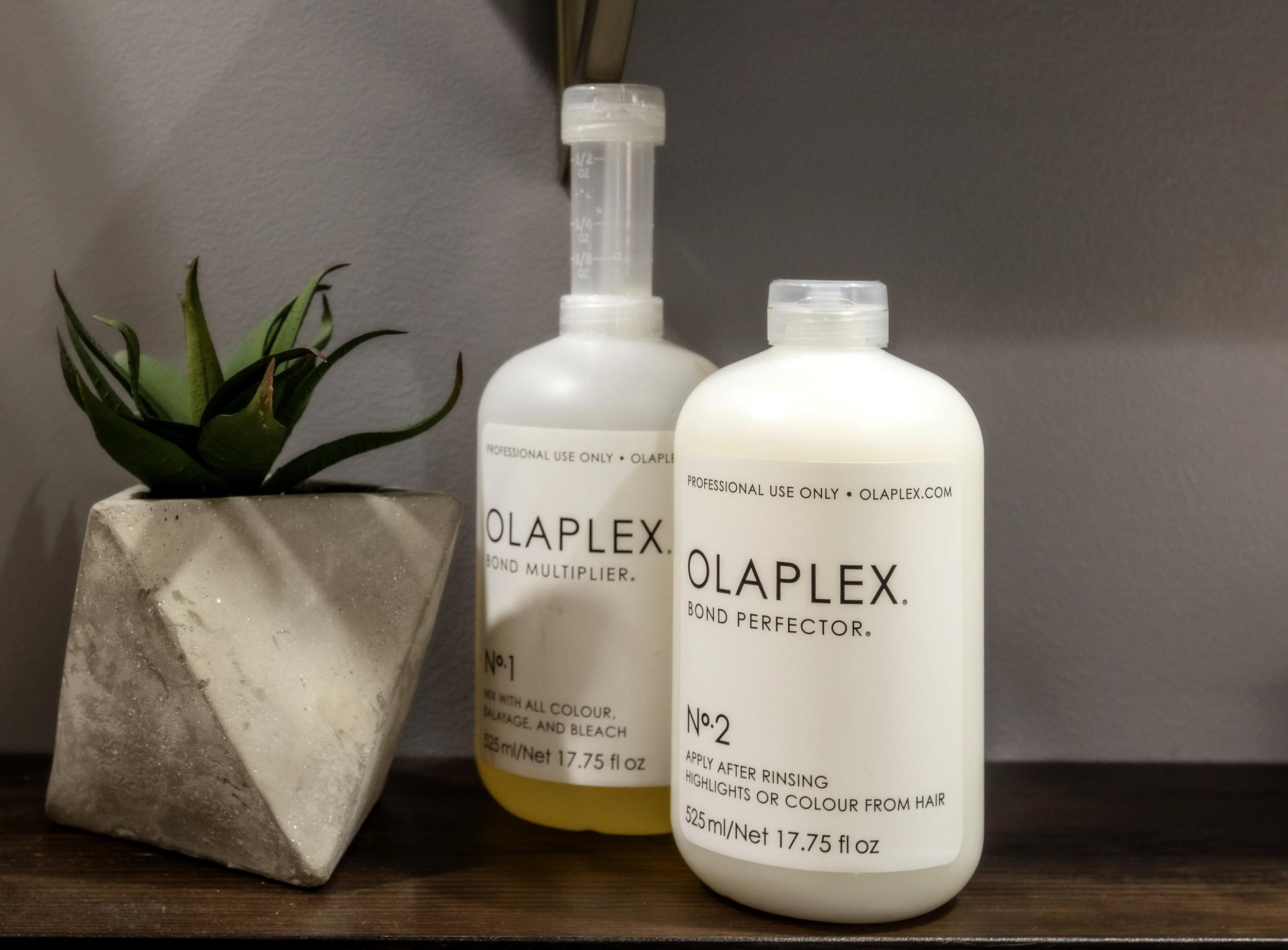We carry OLAPLEX
