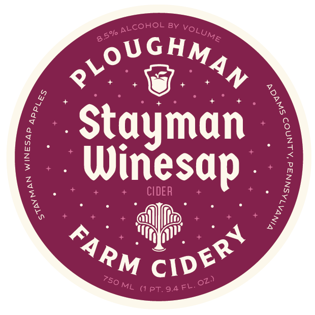 Stayman Winesap Cider