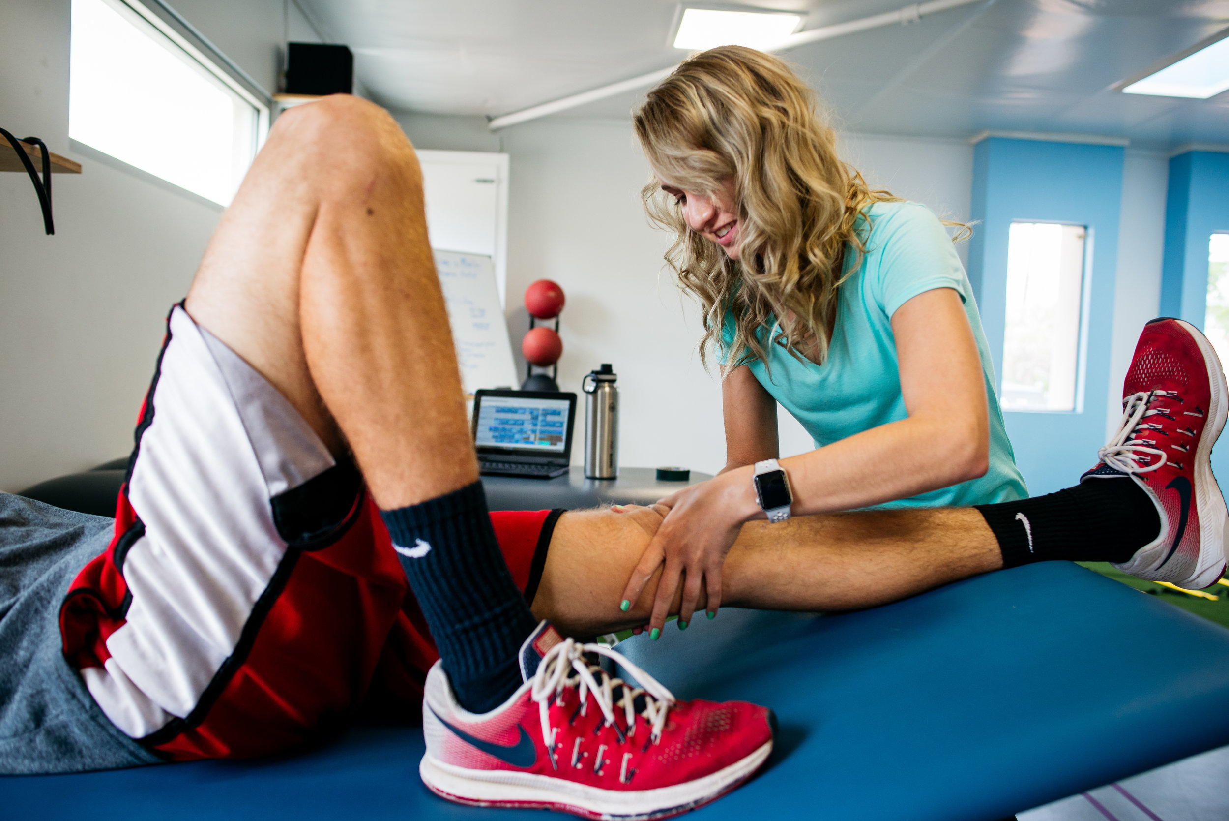 Return to Sport Training - By Julie holt, ATC...