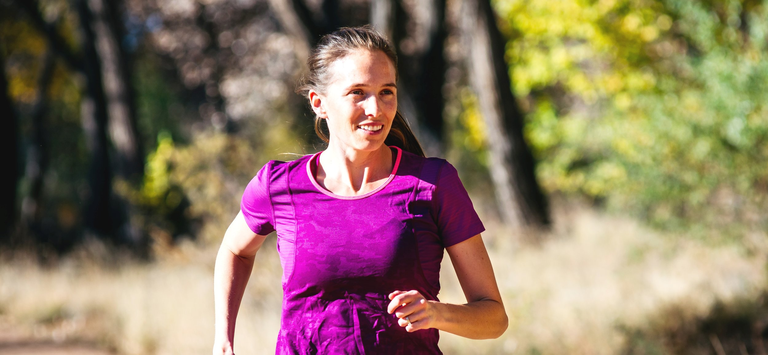 Magdalena Donahue, PhD, Brooks Running Coach