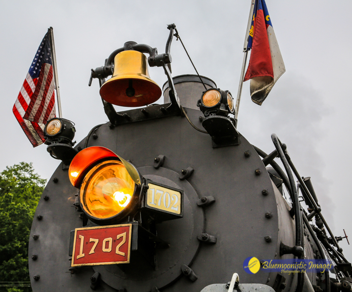 No 1702 Engine - Photographer - Dale R. Carlson