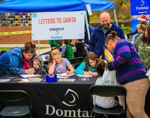 Letters to Santa - Photo by Dale R Carlson