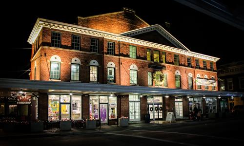 Roanoke City Market Building - Dale R. Carlson
