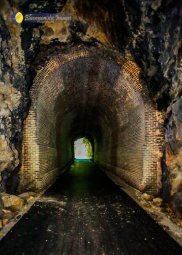 Callahan Tunnel - Photo by Dale R. Carlson
