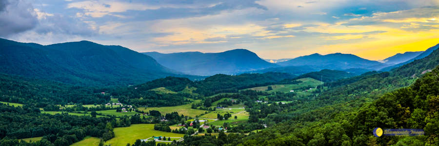 Powell Valley in Southwest Virginia — Photo by Dale R. Carlson