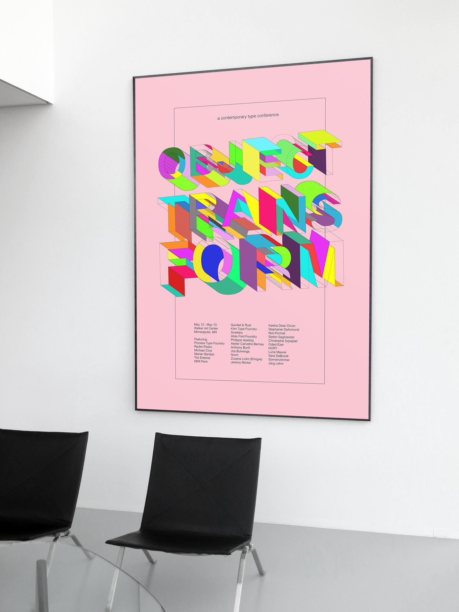 Main poster design.