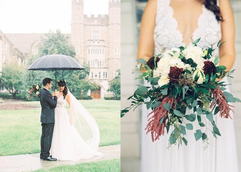 Duke Chapel Bride