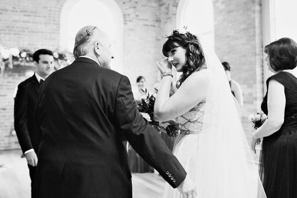Jewish wedding Ceremony Durham
