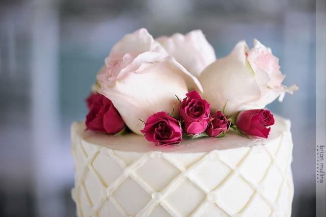 Pink Cake Topper