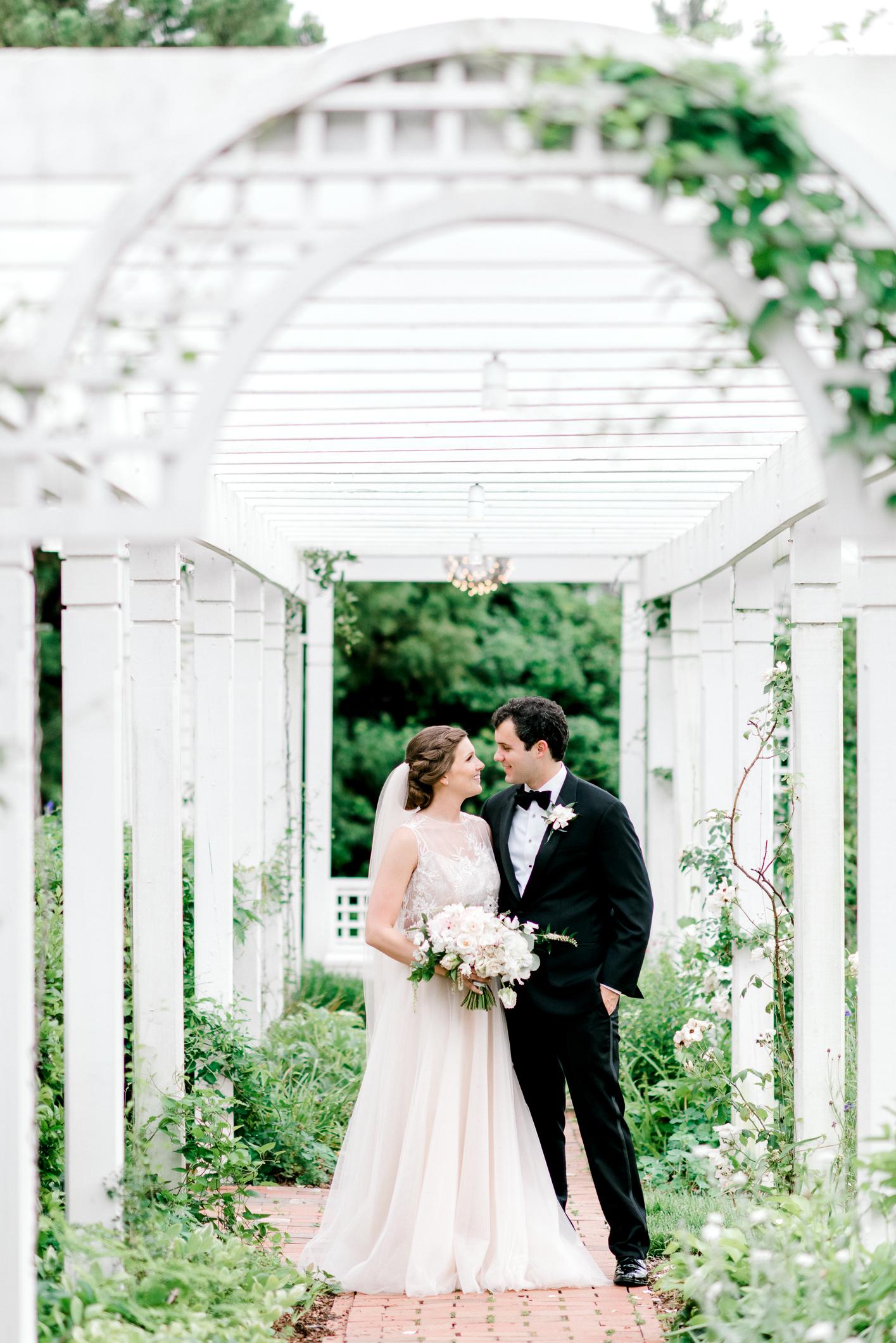 Bride and Groom Photography in Garden.jpg