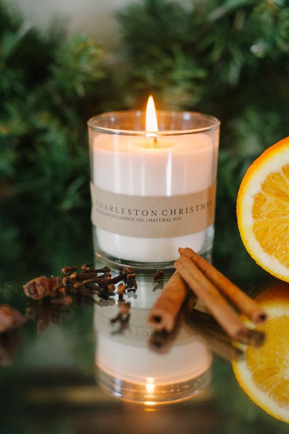 Charleston Candle Co - Some of the best things in life come from Charleston, SC. This candle line is no exception. You can count on the McLean Events team to have a yummy candle burning in the studio on the regular, these are going into the collection. CCC just released their Charleston Christmas candle but you will probably need more than one, Coffee on King and Sweetgrass Basket are must-haves too!