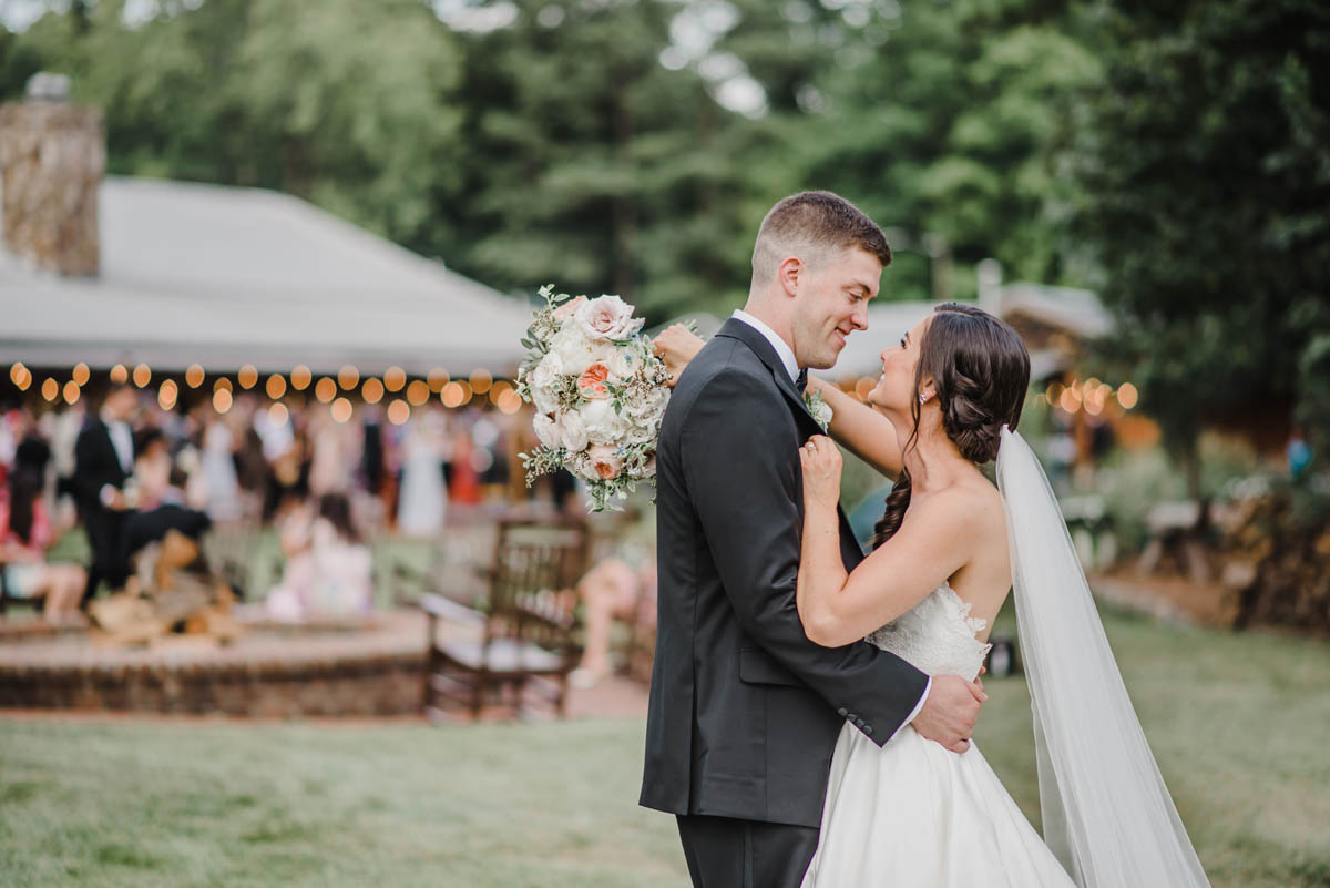 Angus Barn wedding in Raleigh NC