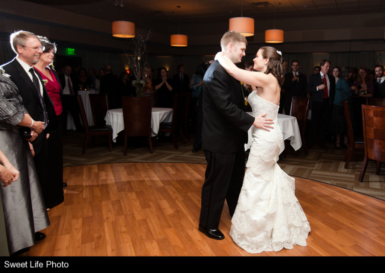 First Dance Shot 2