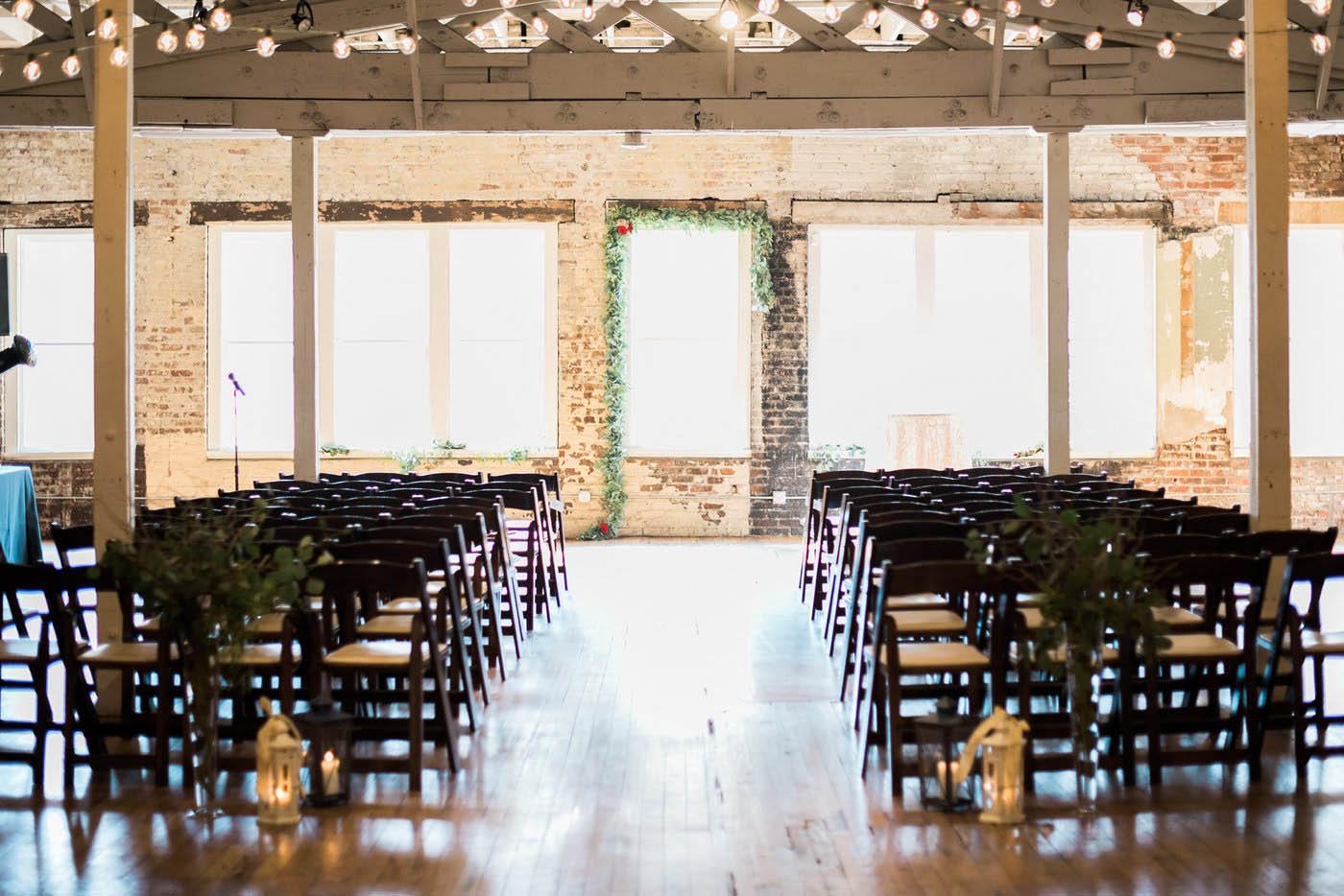 The Stockroom Raleigh wedding venue
