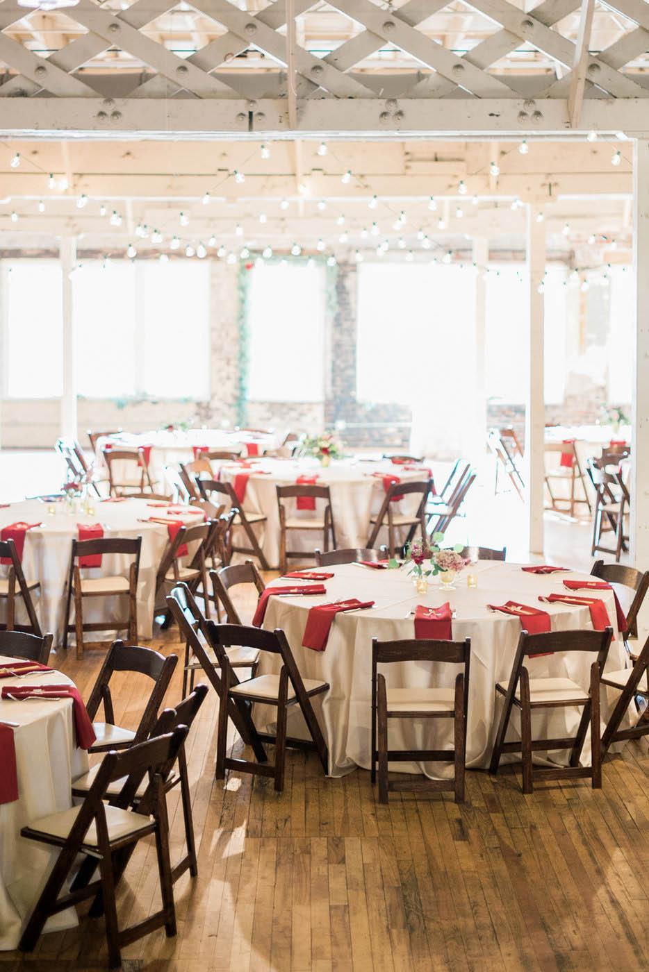 Stockroom at 230 wedding reception venue