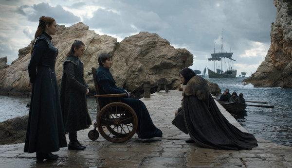 Gli Stark, veri protettori delle storie.