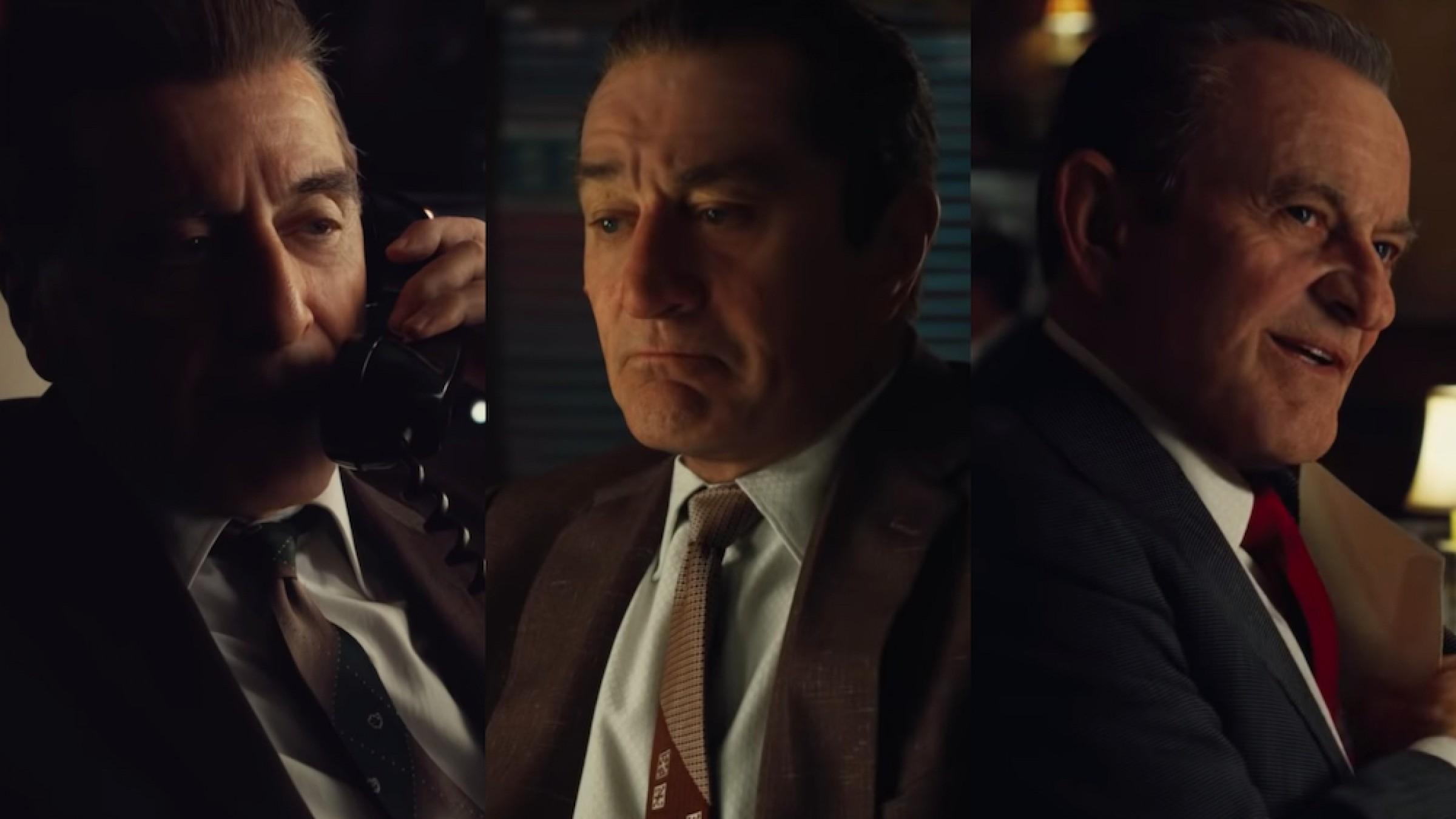 Anche solo questi tre signori valgono un anno di abbonamento  Netflix.