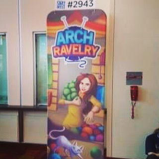 Really curious to find out what this is #gencon #ravelry