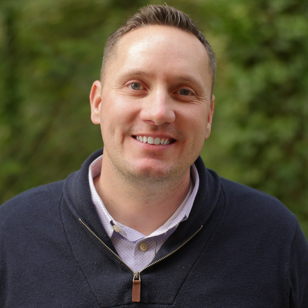 Brandin Melton  Lead Pastor