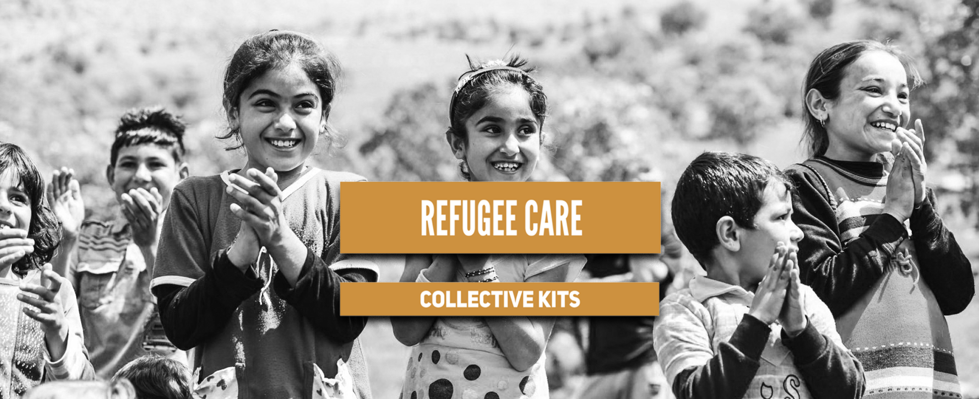 REFUGEE CARE COLLECTIVE TUESDAY - JULY 23RD