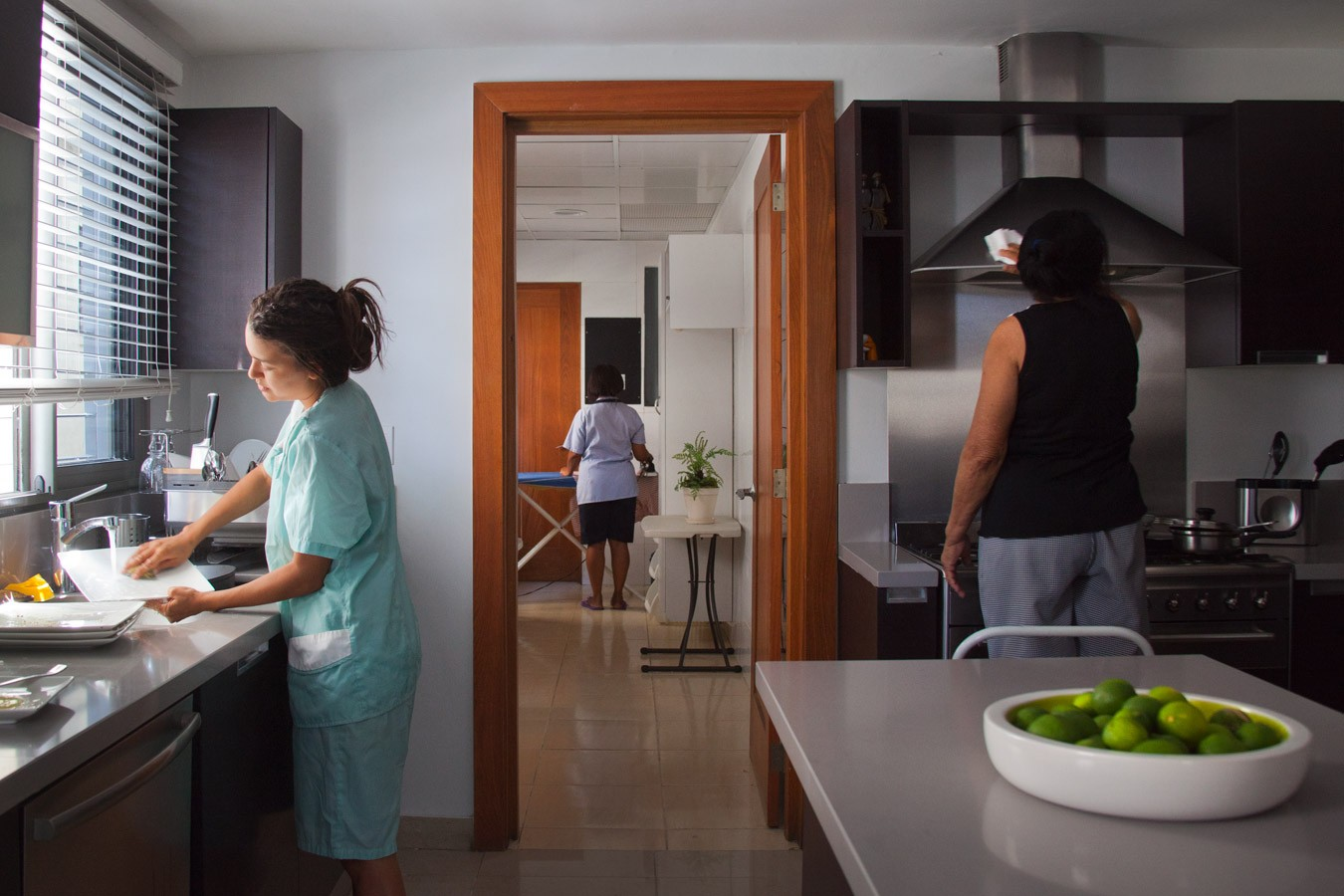 Domestic Worker |  Doméstica  (2014)