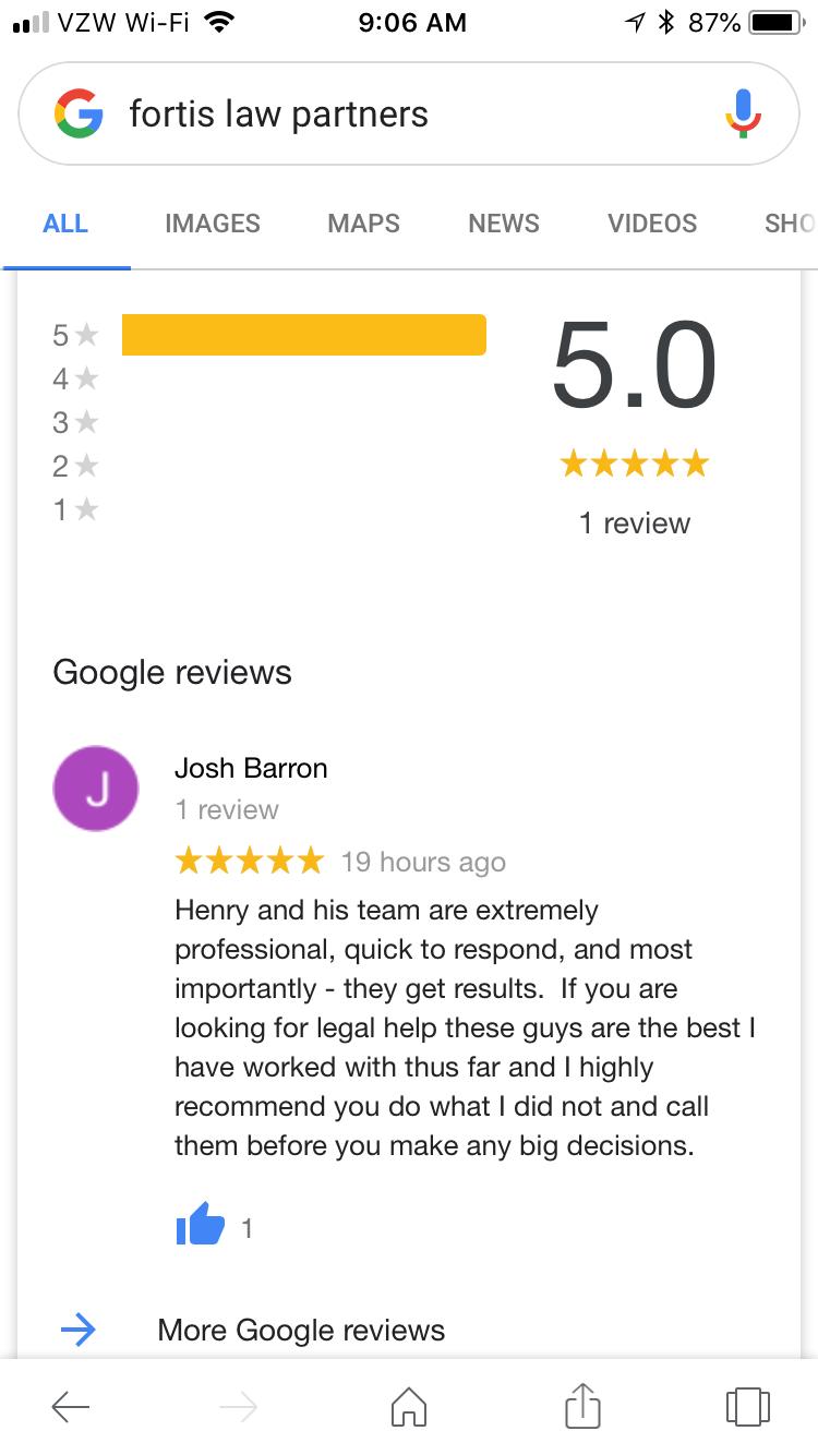 J. Barron Google review.png