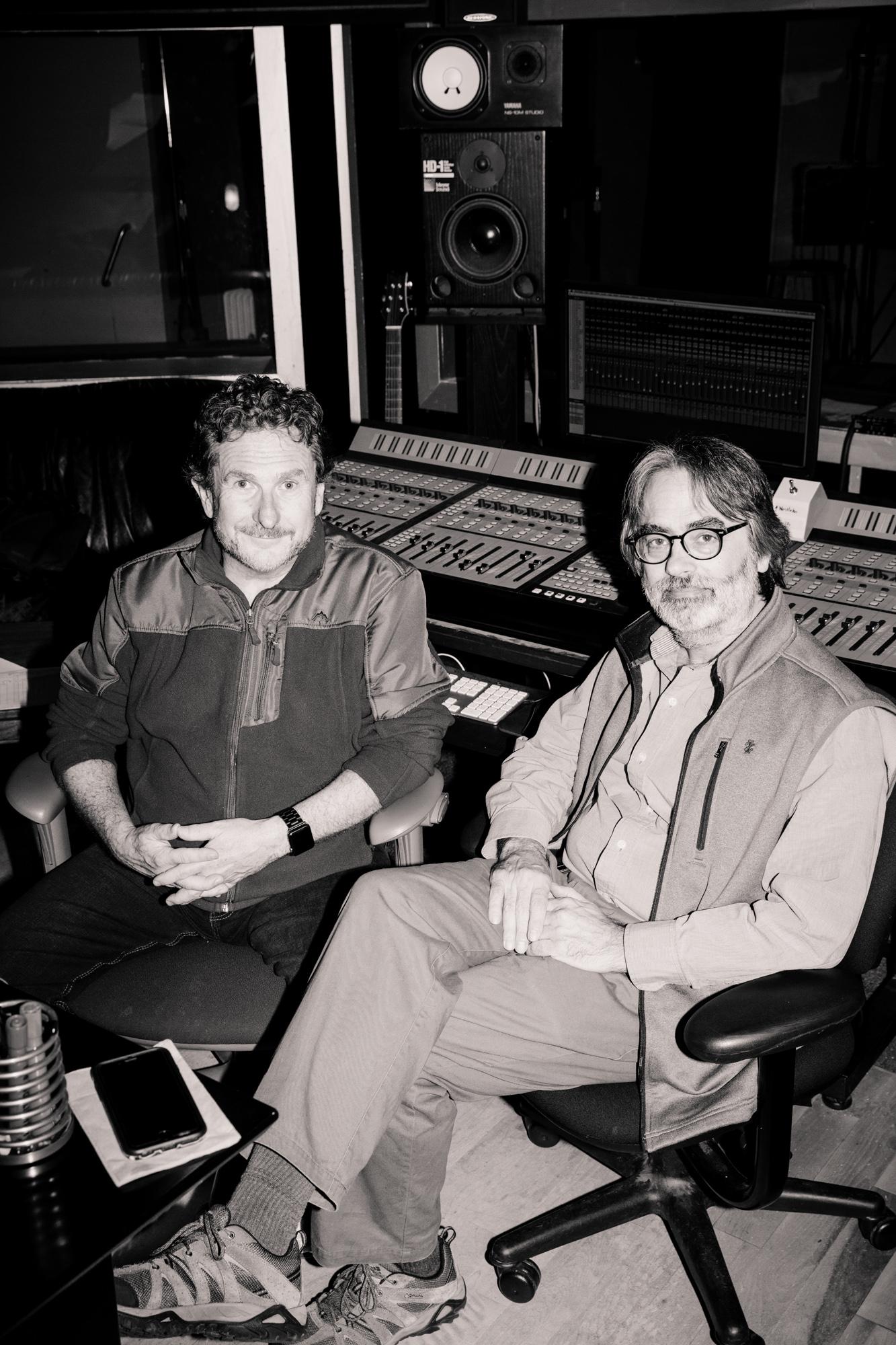 Michael Farquharson & Matthew Nicholl
