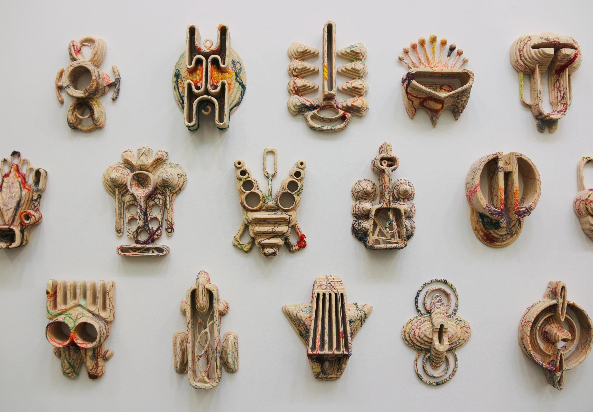 Thread Series by Robert Mirek
