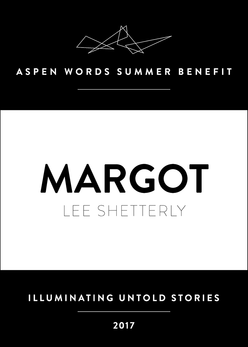 Aspen Words Summer Words Benefit Pass | Nonprofit Event Collateral Design by The Qurious Effect.