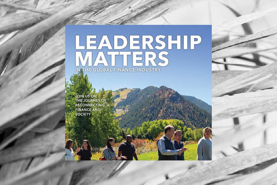 Finance Leaders Fellowship Publication