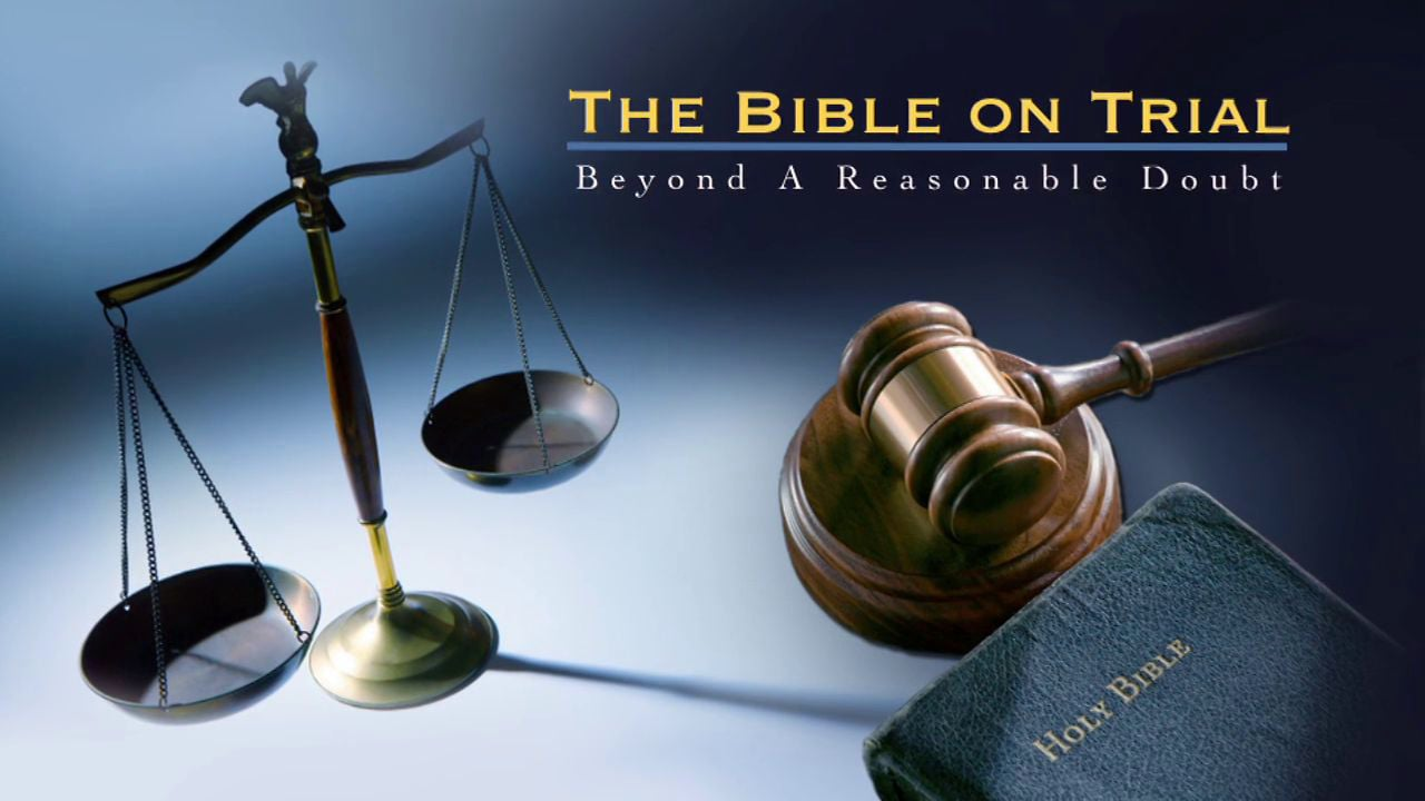 The Bible On Trial - We at FTC claim that the Bible is the written word of God. It is true, without error, and it is authoritative. Everything we teach here has the Bible as its basis and authority. It is not merely a truth but its message is exclusively the truth. The Bible (all 66 books) is not merely a word from God, it is the word from God. All our theological beliefs are founded on the Bible. The purpose of this sermon series is to learn why we believe that the Bible is the word of God. Our study will cover eight crucial topics: revelation, inspiration, canonicity, inerrancy, reliability, translation, interpretation, and application.
