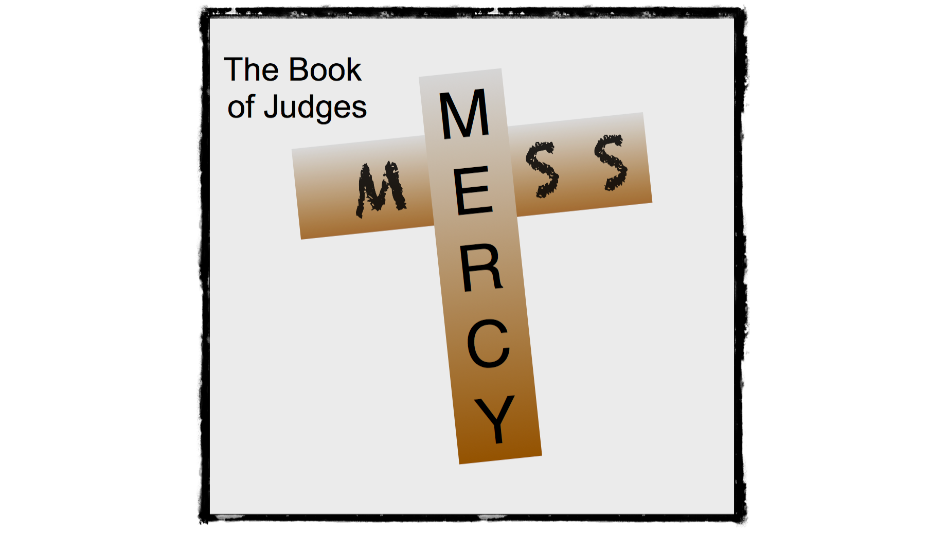 Judges- Mess and Mercy - After Joshua had dismissed the Israelites, they went to take possession of the land, each to his own inheritance. The people served the LORD throughout the lifetime of Joshua and of the elders who outlived him and who had seen all the great things the LORD had done for Israel... After the whole generation had been gathered to their fathers, another generation grew up, who knew neither the LORD nor what He had done for Israel.