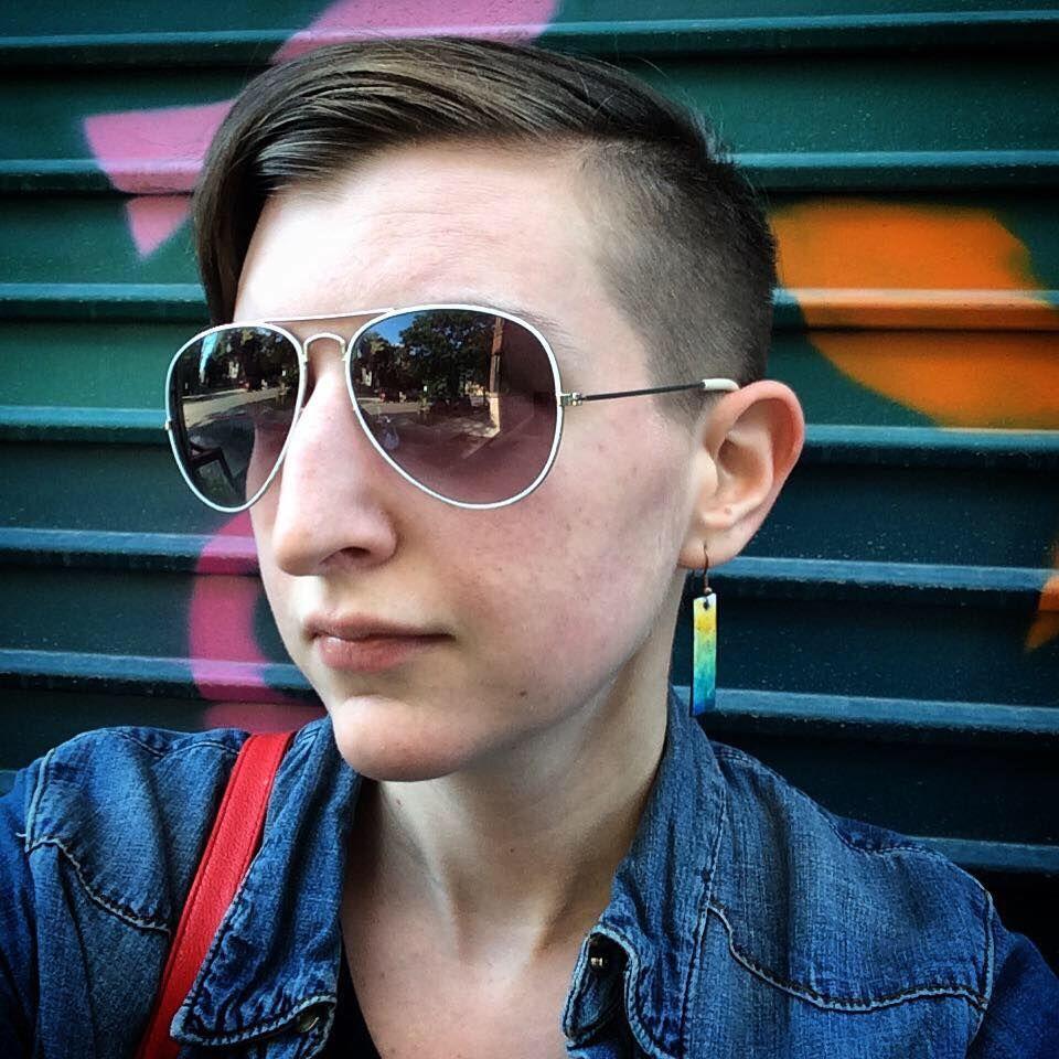 Amy Cesal . Image via Amy.