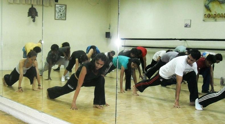 Swingers Studio, Chennai.