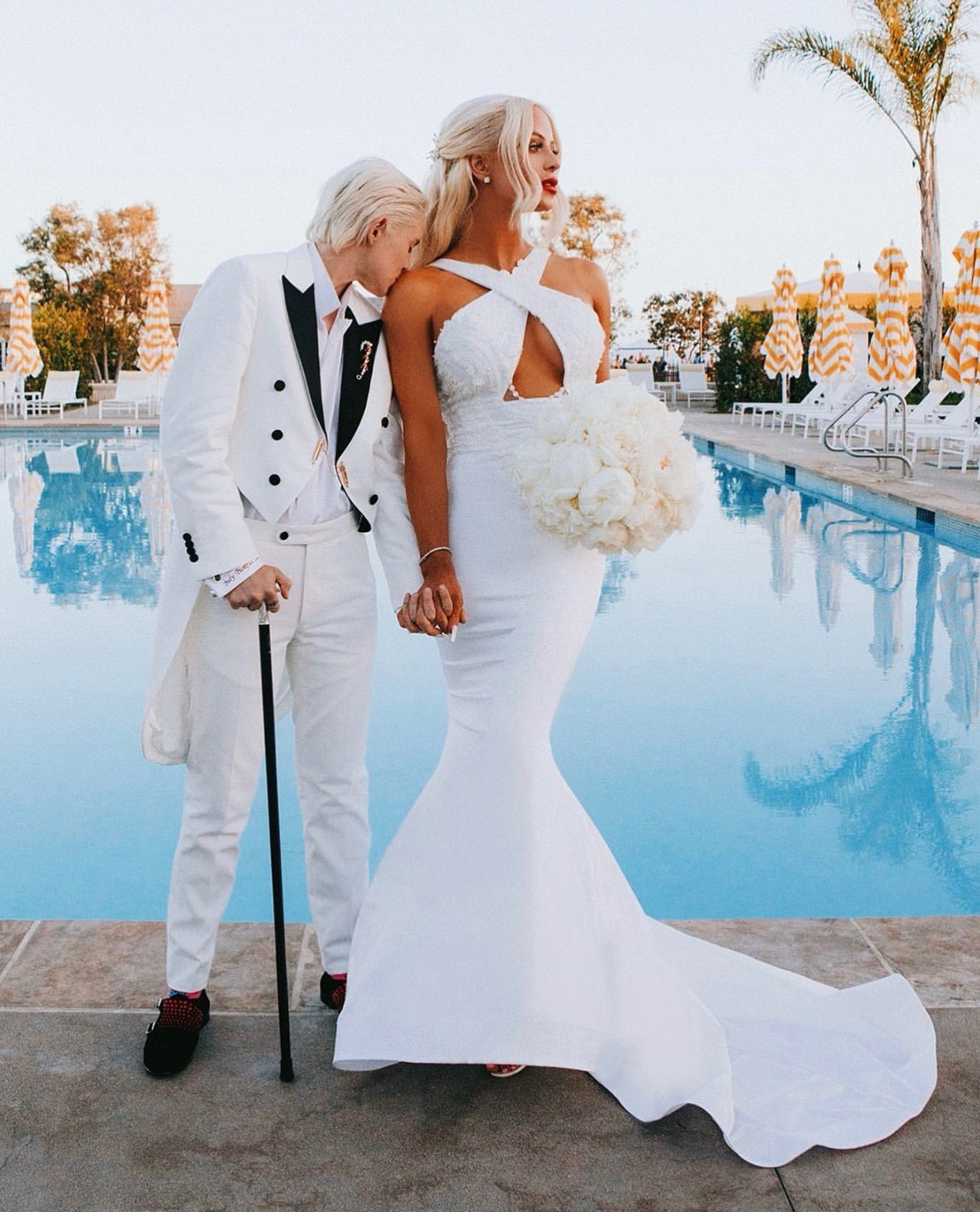 Gigi gorgeous getty & Nats getty - Murray-Reese Family Award Winners